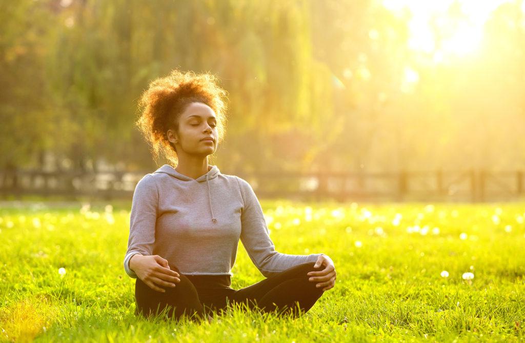 Patanjali's Eightfold Path of Yoga