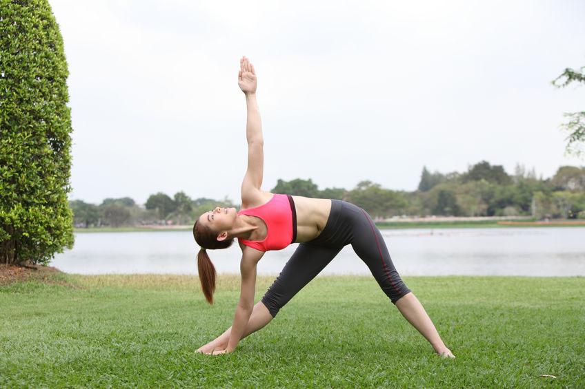 How to Do Trikonasana: Triangle Pose Technique and Benefits
