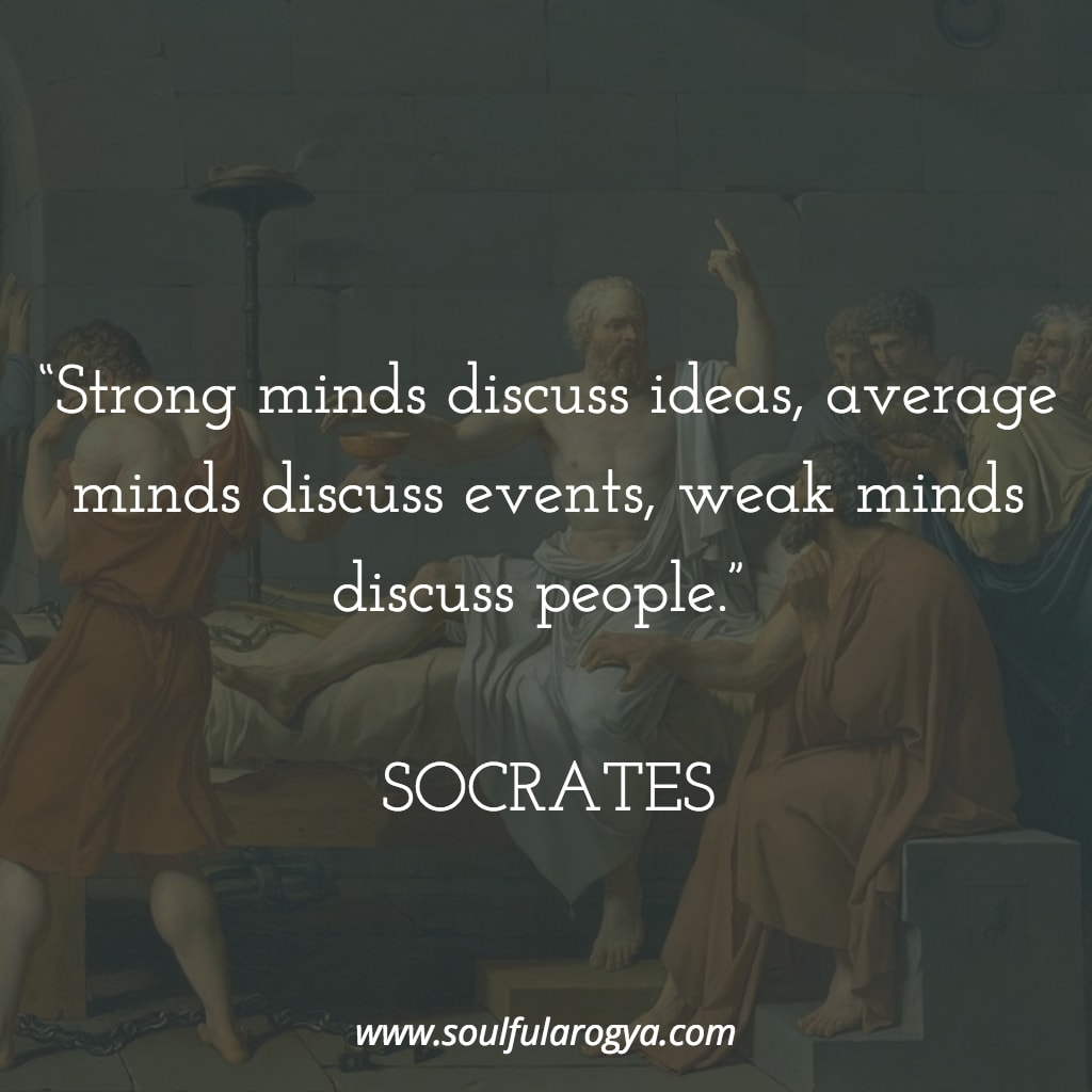 Socrates on Weak Minds