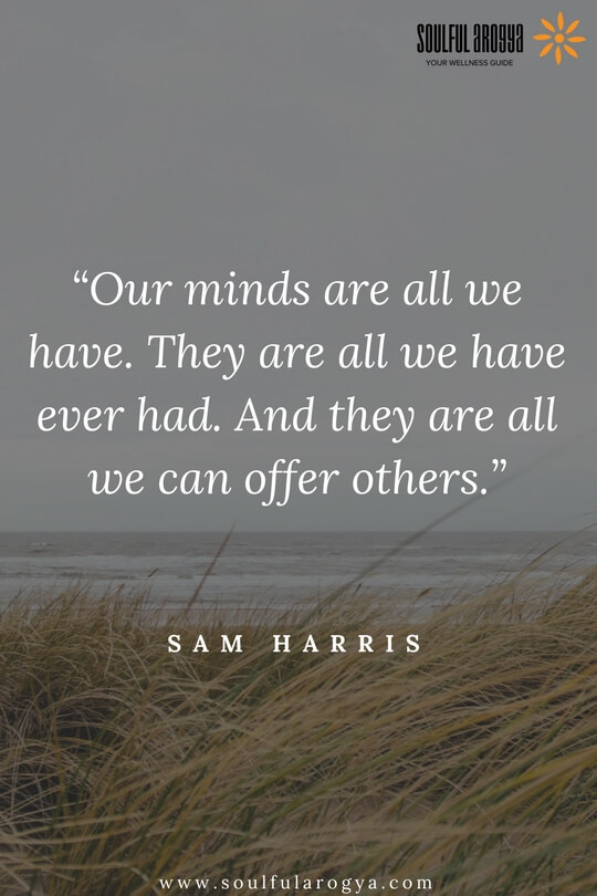 Sam Harris on Meditation