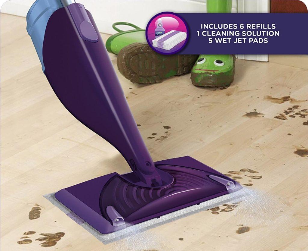 Swiffer WetJet Spray Mop